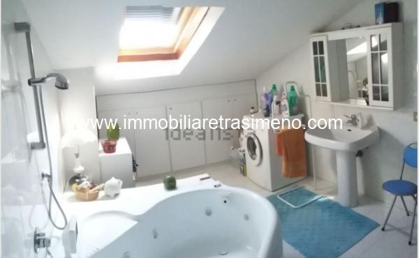 bagno privato della 3° camera