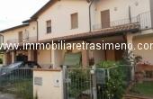 AP9, Villetta a schiera con giardino e portico privato